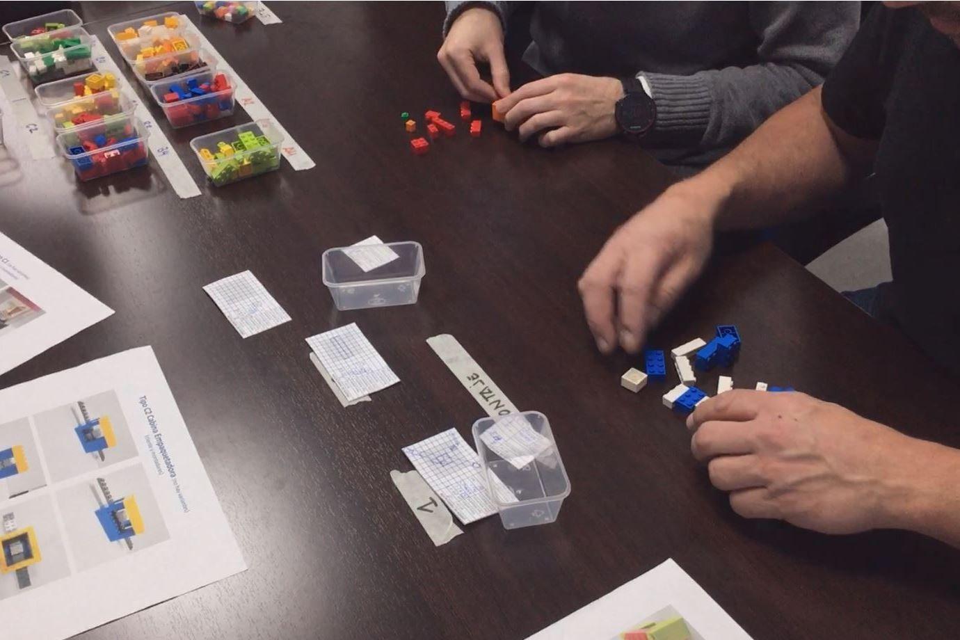 Juego Lego ANDYOR